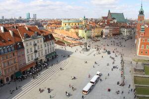 Warszawska starówka droższa niż krakowska