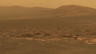 Opportunity odkrywa Czerwoną Planetę
