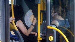 Punkty karne za brak chłodu w autobusach i tramwajach