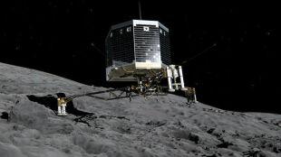 Polski penetrator przytwierdził lądownik do komety. Jednak Philae nadal jest uśpiony