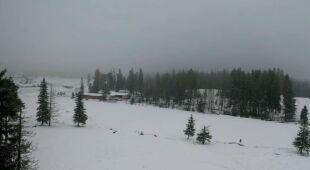 Trudne warunki na tatrzańskich szlakach