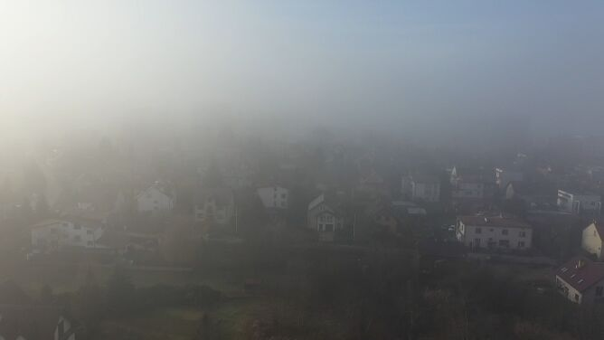 Smog w Krakowie. Przejazdy komunikacją miejską będą darmowe
