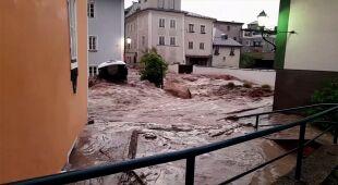 Powódź w Austrii