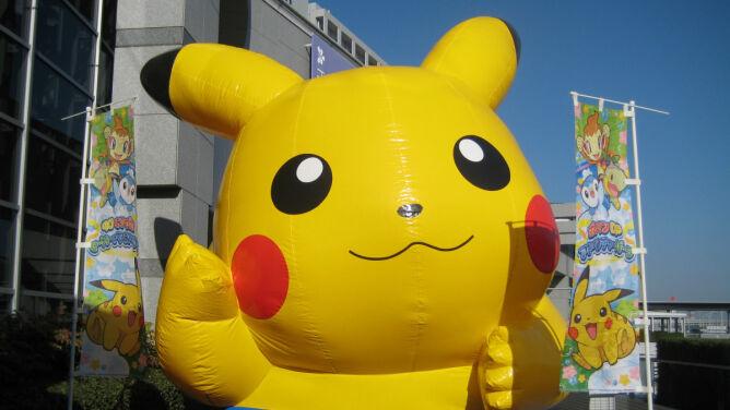 Aplikacja Pokemon Go sprzyja... zrzucaniu zbędnych kilogramów