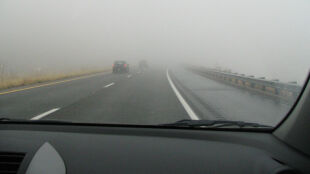 Pojawią się różnego rodzaju opady oraz mgły. Na drogach będzie niebezpiecznie