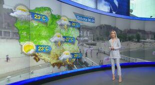 Anna Dec o pogodzie w najbliższych dniach