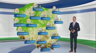 Prognoza pogody na środę 30.12